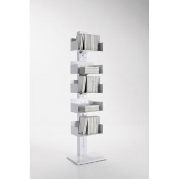Librerie In Metallo Componibili.Librerie In Metallo Dal Design Moderno Componibili Per Soggiorno