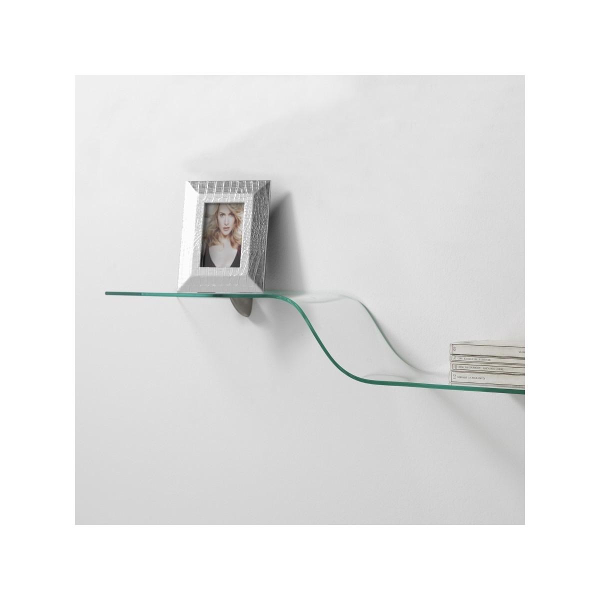 Awesome Mensole In Vetro Per Soggiorno Ideas - Design Trends 2017 ...