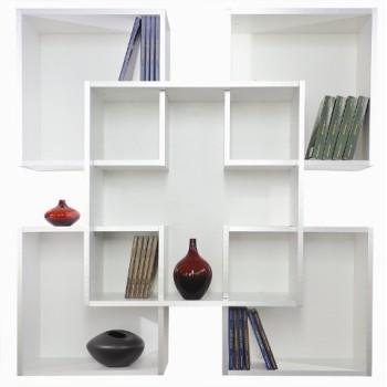 Vendita online di librerie pensili e librerie a muro for Librerie pensili componibili