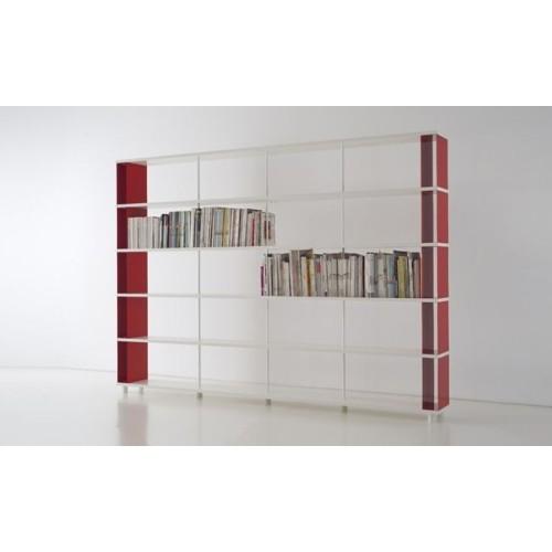 Mobili lavelli scaffali separa ambienti for Scaffali libreria in legno