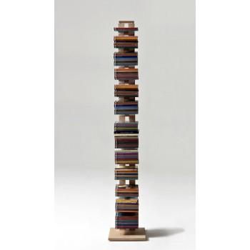 Libreria a colonna da terra in legno 200 cm Zia Ortensia