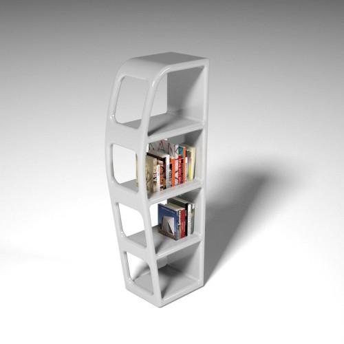 Libreria a colonna moderna B-side ZAD Italy