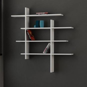 Vendita online di librerie a parete moderne e componibili for Mensole economiche