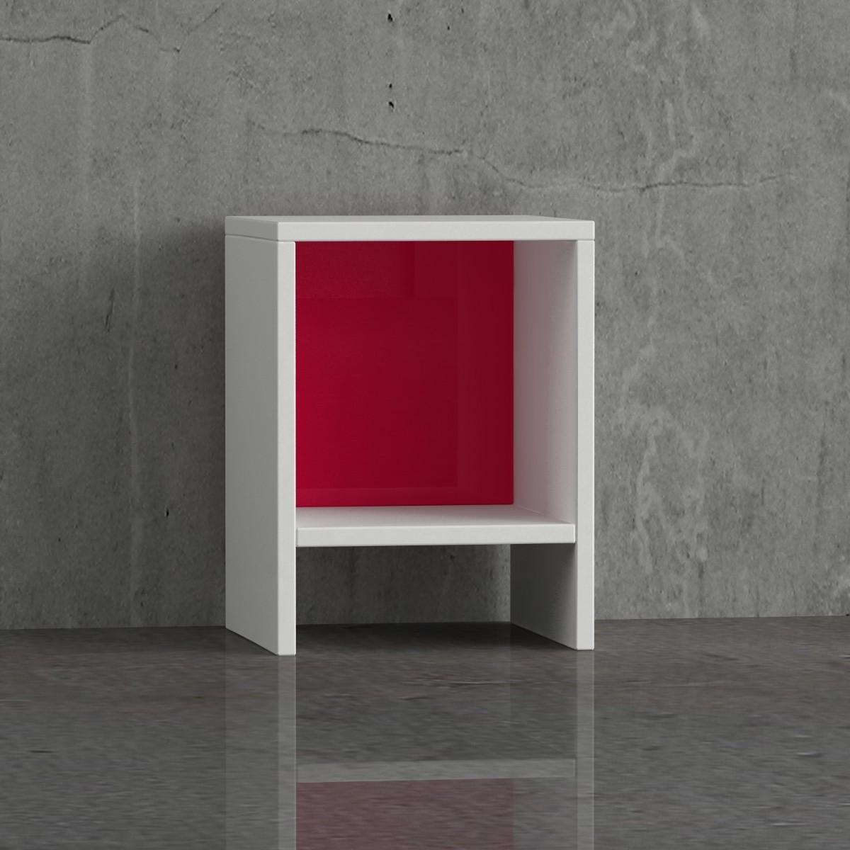 Modularmix cubo per arredamento design moderno colorato for Design arredamento moderno