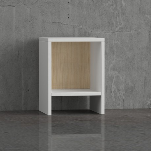 Modularmix cubo per arredamento design moderno colorato for Leroy merlin librerie
