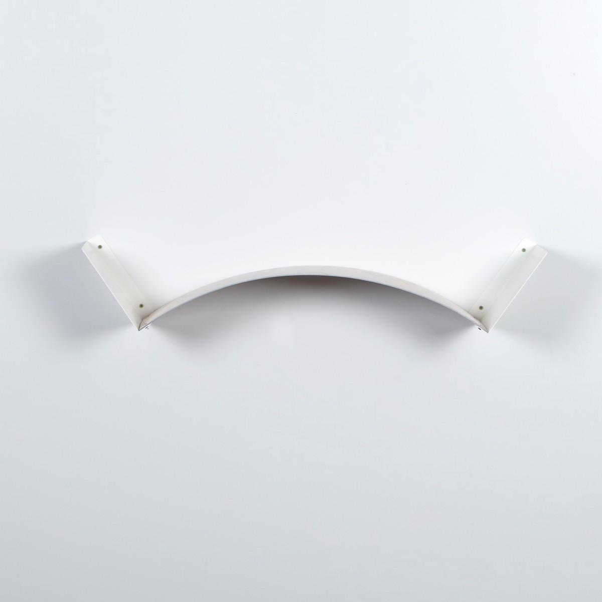 Mensola flessibile componibile da parete in legno l 75 cm flexa wood - Mensole da parete design ...