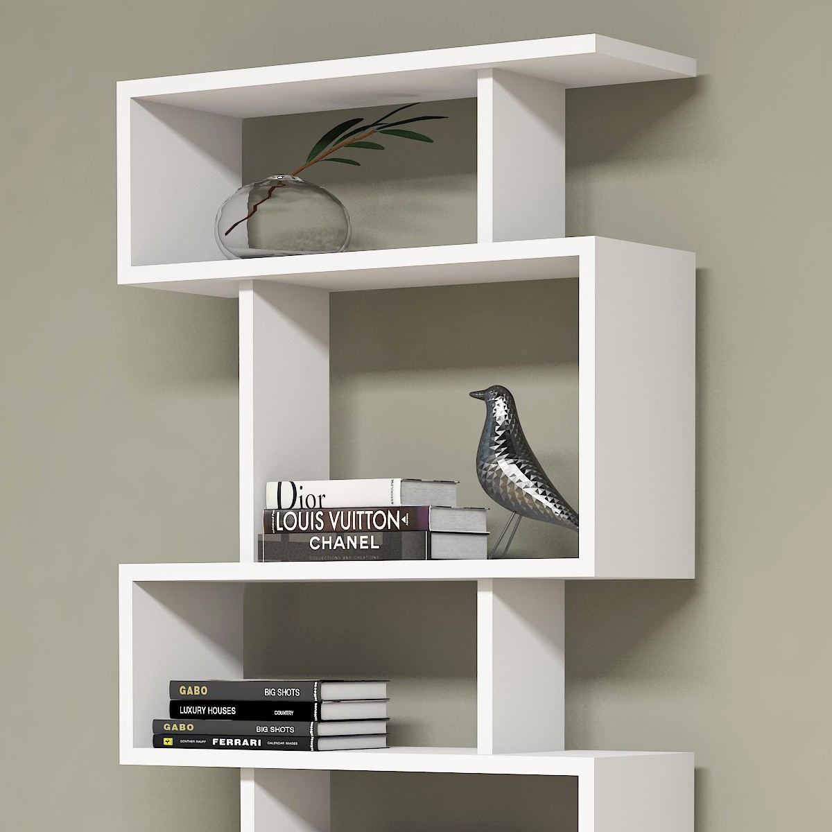 Beautiful Librerie Moderne Per Soggiorno Contemporary ...