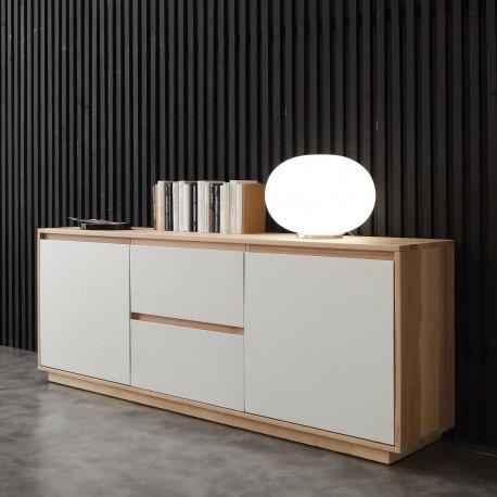 Madia in legno con ante design moderno Brimar
