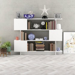 Libreria da terra a giorno design moderno Jason