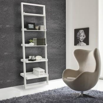 Libreria da parete in legno con mensole design Di-Do