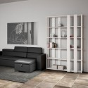 Libreria autoportante design in legno Inedditah E-Small