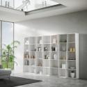 Libreria design moderno a parete Deducha 7