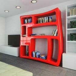 Libreria scaffale moderna Boom ZAD Italy