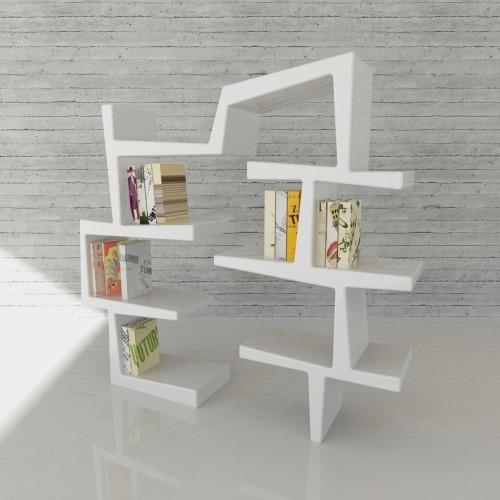 Libreria scaffale autoportante Logogrammu ZAD Italy
