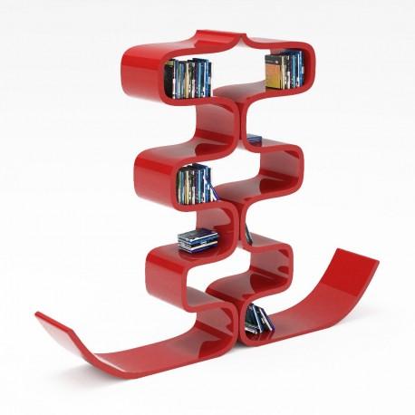 Libreria divisoria separa ambienti Frame ZAD Italy