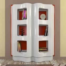 Libreria scaffale da parete Open Book ZAD Italy