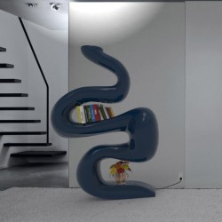 Libreria a colonna con luce LED DualTask ZAD Italy