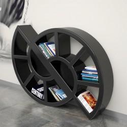 Libreria moderna in resina Nicol ZAD Italy