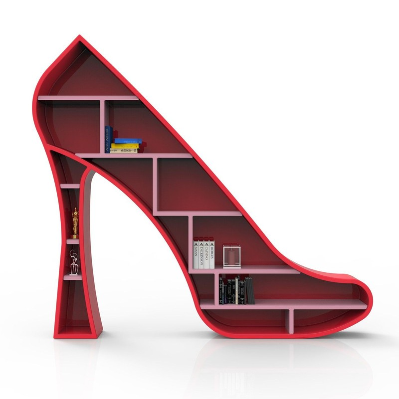 Libreria da parete Lady