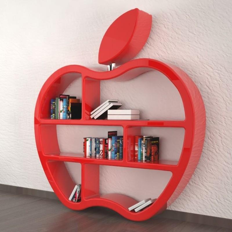 Libreria da parete design Gluttony ZAD Italy