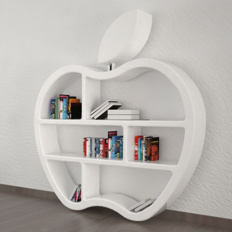 Libreria moderna Gluttony ZAD Italy