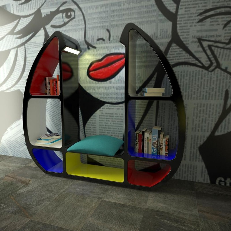 Libreria Shelley by ZAD Italy