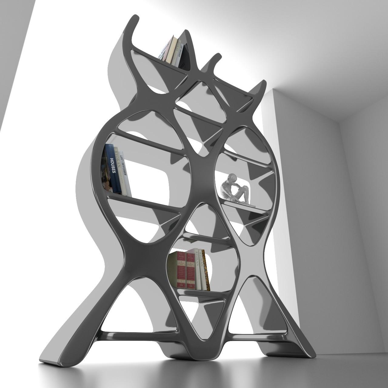 Libreria da terra in Adamantx DNA