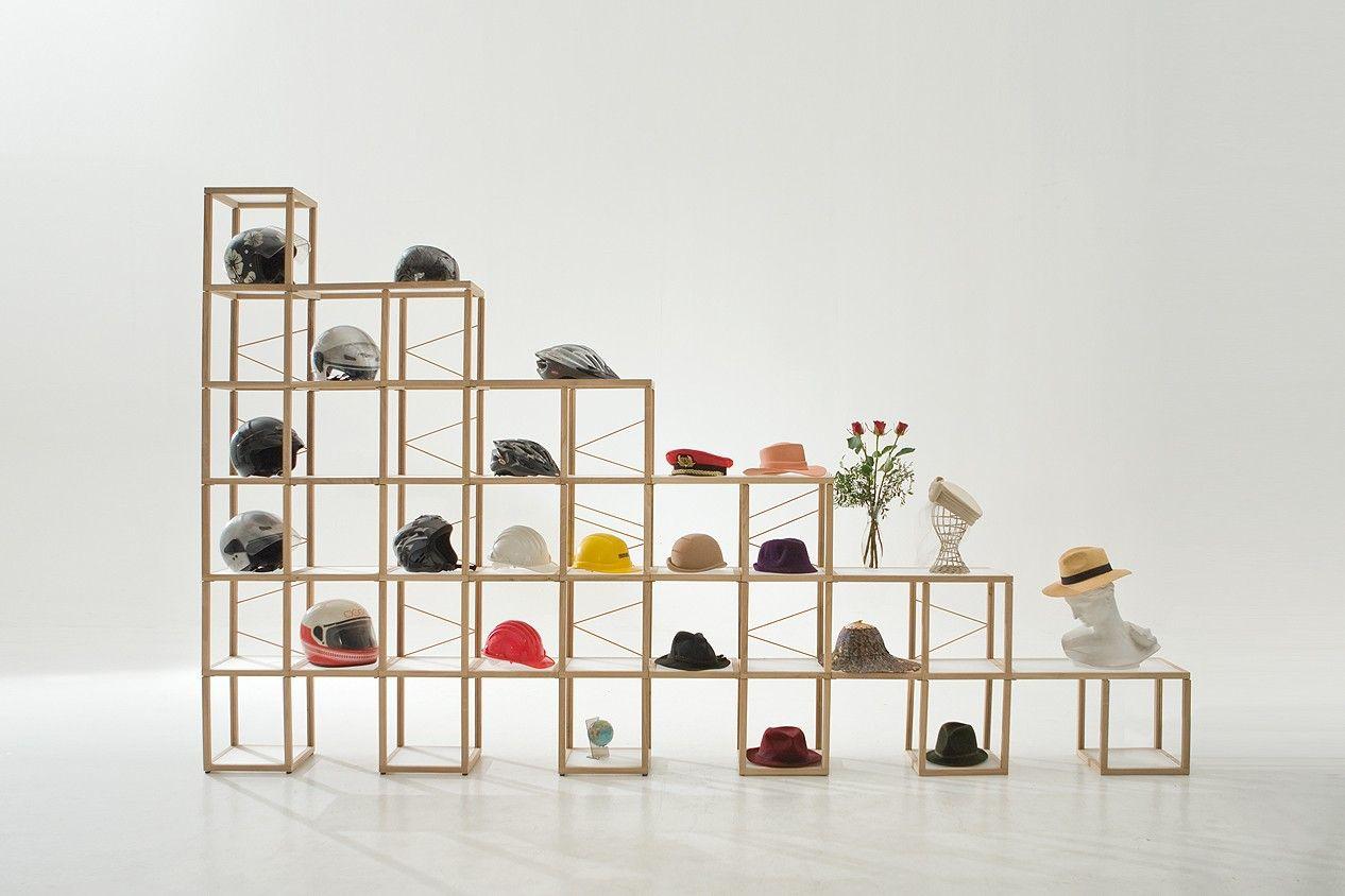 Le 10 librerie pi belle per arredare una intera parete for Arredare una parete del soggiorno