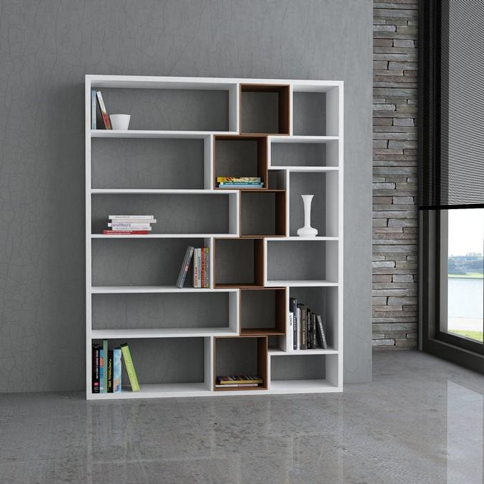 Libreria scaffale in legno Coventry