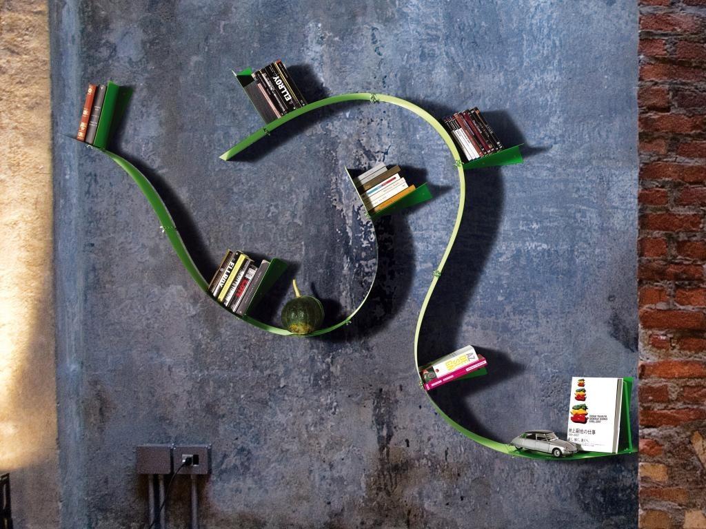 Mensole flessibili e componibili Wallboarding B