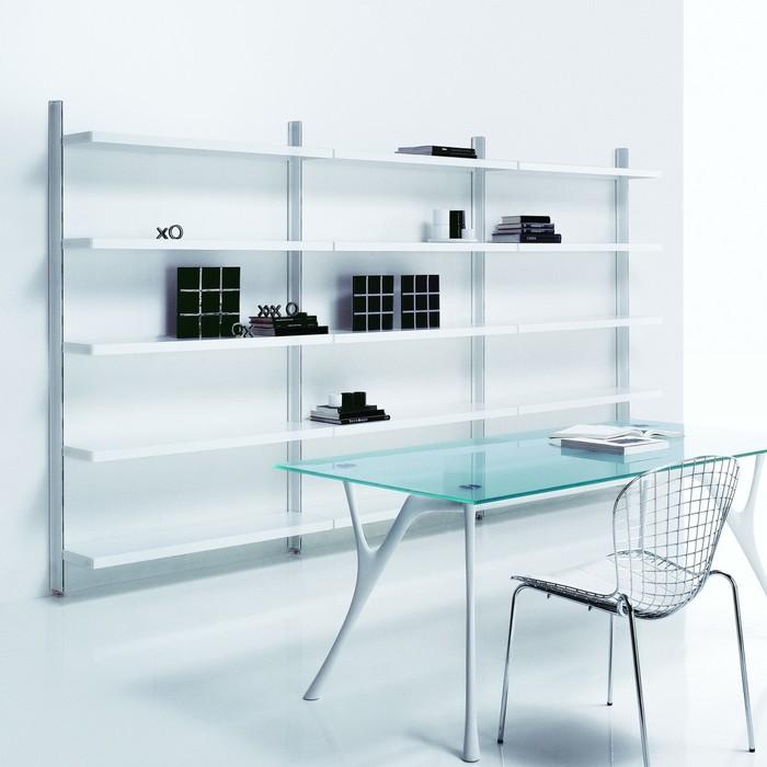 Scaffale ufficio design moderno Antero